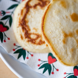 Pancakes - selbstgemacht