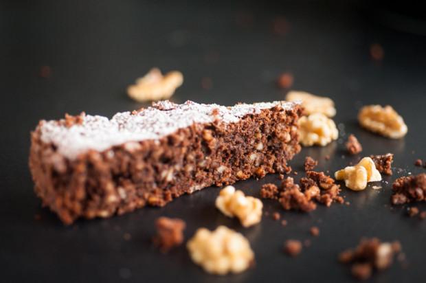 Schoko-Mandel-Kuchen